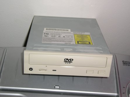 Old DVD Drive
